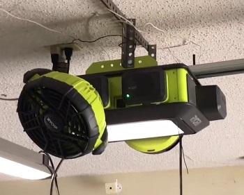 Ryobi Garage Door Opener Module System Home Improvement