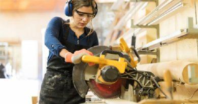 Single Women Power Tool Sales