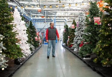 The Holidays Officially Begin at Walmart