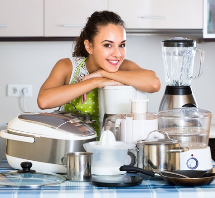 Small Appliance Sales Rise This Holiday Season